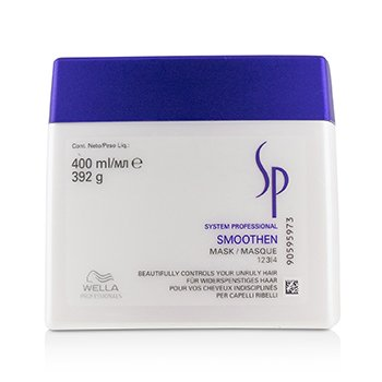 Wella SP Smoothen Mascarilla ( Para Cabello Rebelde )  400ml/13.33oz