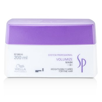 Wella SP Volumize Mask (For Fine Hair)  200ml/6.67oz