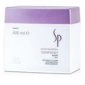 SP Clear Scalp Mask  400ml/13.33oz
