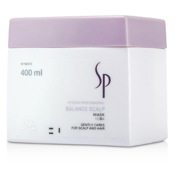 SP Balance Scalp Mask (For Scalp and Hair)  400ml/13.33oz