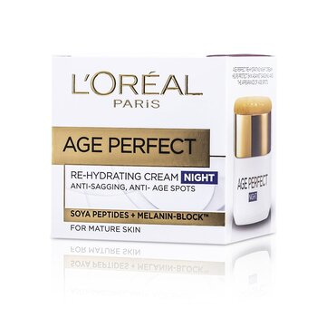 Dermo-Expertise Age Perfect Reinforcing Rich Cream Night  50ml/1.7oz