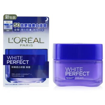 Dermo-Expertise White Perfect Soothing Cream Night  50ml/1.7oz