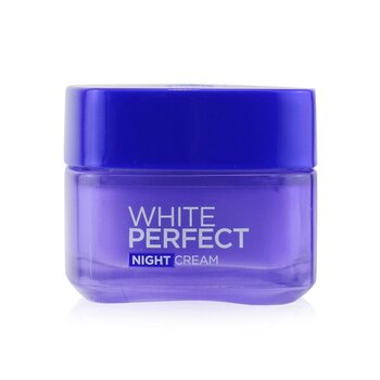 L'Oreal Creme Hidratante Noturno Dermo-Expertise White Perfect  50ml/1.7oz