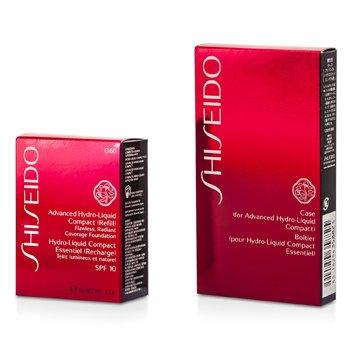 Base de Maquillaje Avanzada Hidro Líquida SPF10 ( Estuche + Recambio )  12g/0.42oz