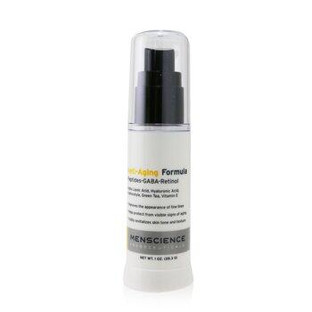 Menscience Anti-aging krém Anti-Aging Formula Skincare Cream  28.3g/1oz