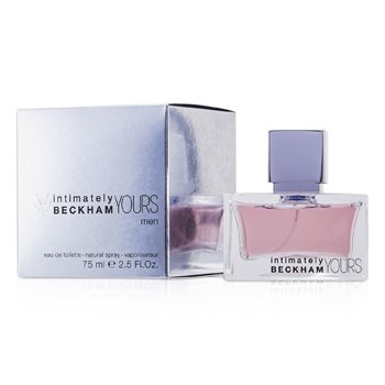 David Beckham Intimately Yours Men Eau De Toilette Spray  75ml/2.5oz