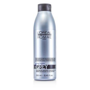 L'Oreal Professionnel Homme Grey Shampoo  250ml/8.45oz