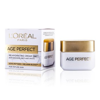 L'Oreal Dermo-Expertise Age Perfect Reinforcing Rehydrating Day Cream (For Mature Skin)  50ml/1.7oz