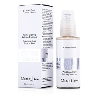 White Brilliance Wrinkle & Pore Refining Treatment  30ml/1oz