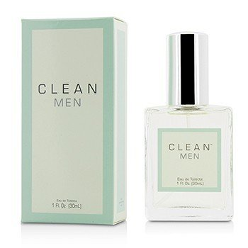 Clean Clean Men Eau De Toilette Spray  30ml/1oz