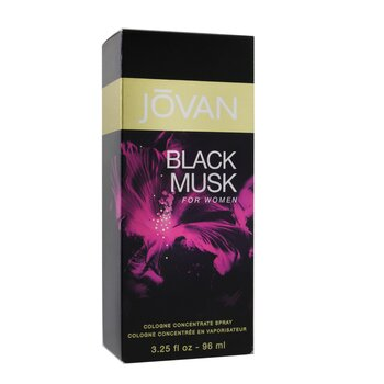 Black Musk Cologne Concentrate Spray  96ml/3.25oz
