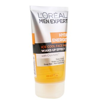 Men Expert Hydra Energetic Foaming Cleansing Gel  150ml/5oz