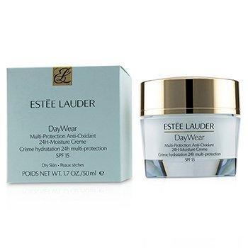 DayWear Multi-Protection Anti-Oxidant 24H-Moisture Creme SPF 15 - Dry Skin  50ml/1.7oz