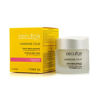 Decleor Harmonie Calm Soothing Milky Cream - Sensitive Skin  50ml/1.69oz