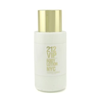 Carolina Herrera 212 VIP Losion Tubuh  200ml/6.7oz