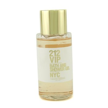 Carolina Herrera 212 VIP Gel Baño y Ducha  200ml/6.75oz