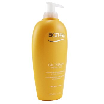 Oil Therapy Baume Corps Nutri-Replenishing Body Treatment with Apricot Oil (For Dry Skin)  400ml/13.52oz