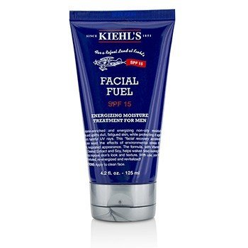 Facial Fuel SPF 15 Sunscreen Energizing Moisture Treatment  125ml/4.2oz