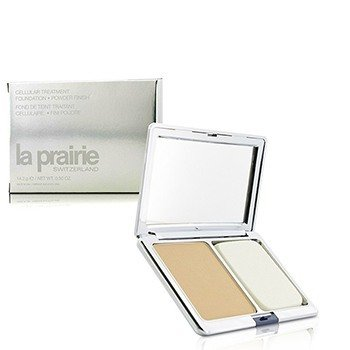 La Prairie Cellular Treatment Foundation Pudder Finish - Beige Dore (Ny Pakning)  14.2g/0.5oz