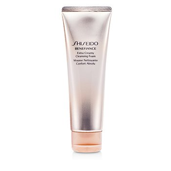 Benefiance Extra Creamy Cleansing Foam  125ml/4.4oz