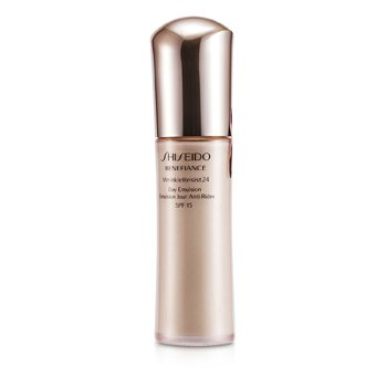 Benefiance WrinkleResist24 Day Emulsion SPF 15  75ml/2.5oz