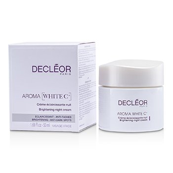 Decleor Creme noturno Aroma White C+ Recovery Brightening Night Cream  50ml/1.69oz