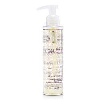 Decleor Rozjaśniający olejek do demakijażu Aroma White C+ Brightening Cleansing Oil  150ml/5oz