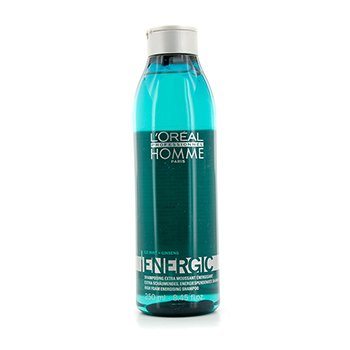 L'Oreal Professionnel Homme Energic High Foam Shampoo  250ml/8.45oz
