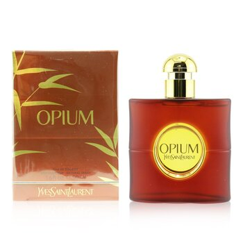 Yves Saint Laurent Opium Eau De Toilette Spray (New Packaging)  50ml/1.7oz