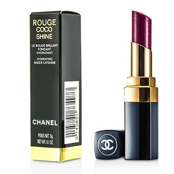 Rouge Coco Shine Hydrating Sheer Lipshine  3g/0.1oz