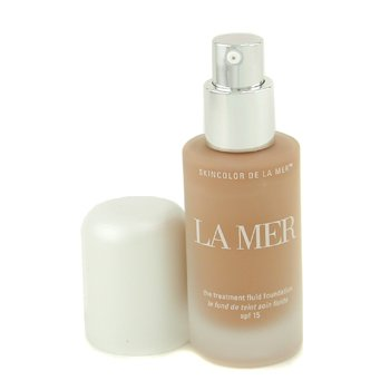 La Mer The Treatment Fluid Foundation SPF 15 - # 06 Tan  30ml/1oz