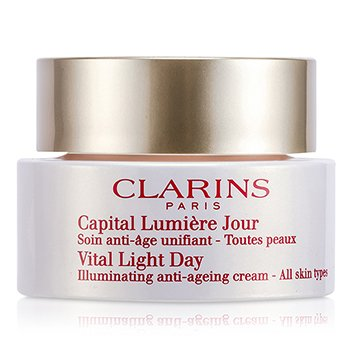 Vital Light Day Crema Iluminadora Antienvejecimiento D�a  50ml/1.7oz