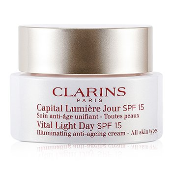 Vital Light Day SPF 15 Illuminating Anti-Aging Cream  50ml/1.7oz