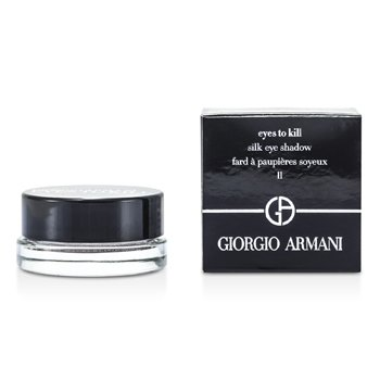 Giorgio Armani Eyes To Kill Silk Eye Shadow - # 11 White Punch  4g/0.14oz