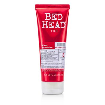 Condicionador Bed Head Urban Anti+dotes Resurrection   200ml/6.76oz