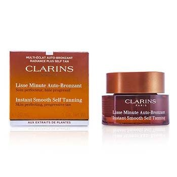 Clarins Autobronzeador Lisse Minute Autobronzant Instant Smooth Self Tanning  30ml/1oz