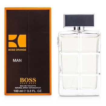 Boss Orange Man Eau De Toilette Spray  100ml/3.3oz