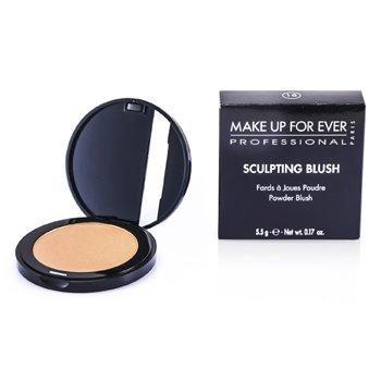 Make Up For Ever Sculpting Blush Rubor en Polvo - #18 ( Satin Light Peach )  5.5g/0.17oz