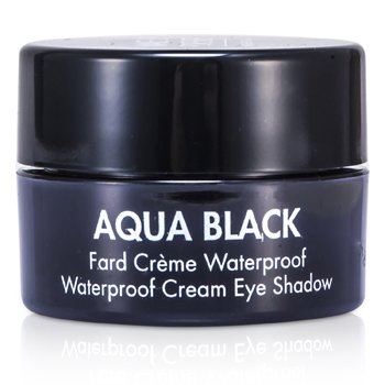 Aqua Black Waterproof Cream Eye Shadow  7g/0.24oz