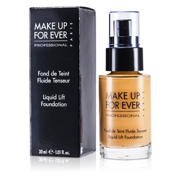 Make Up For Ever Liquid Lift Foundation - #3 (Light Beige)  30ml/1.01oz