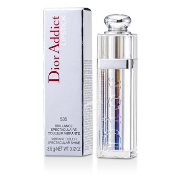 Christian Dior Dior Addict Be Iconic Pintalabios Color Vibrante Brillo Espectacular - No. 535 Tailleur Bar  3.5g/0.12oz