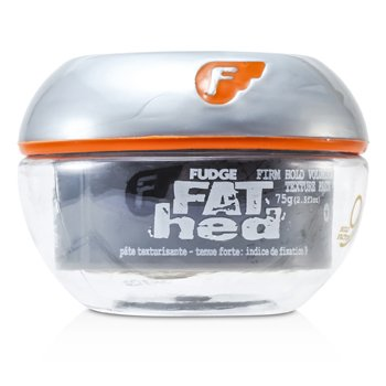 Fat Hed (Firm Hold Volumising Texture Paste)  75g/2.5oz
