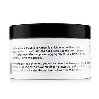 面部清潔面膜- 綠茶&泥  90g/3oz