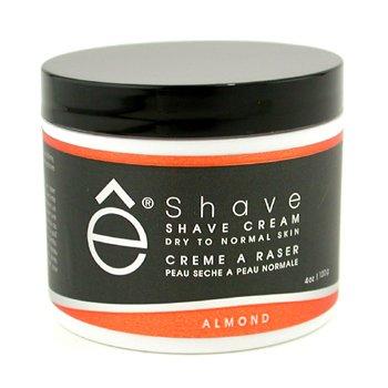 EShave Crema de Afeitar - Almendra  120g/4oz