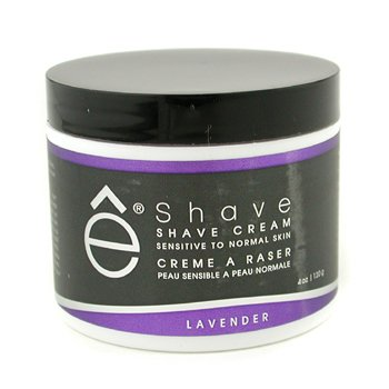 EShave Shave Cream - Lavender  120g/4oz