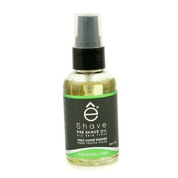 EShave Pre Shave Oil - Verbena Lime  60g/2oz