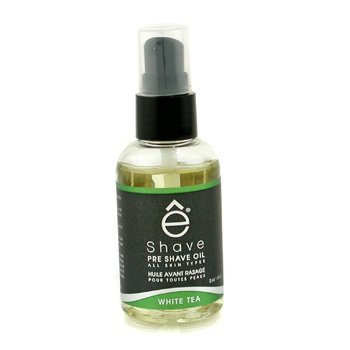 Pre Shave Oil - White Tea  60g/2oz