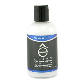 EShave After Shave Soother - Fragrance Free  180g/6oz