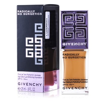 Givenchy Base Radically No Surgetics Age Defying & Perfecting SPF 15 - #5 Radiant Sienne  25ml/0.8oz
