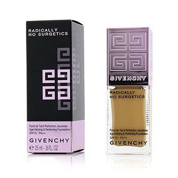 Givenchy Base  Radically No Surgetics Age Defying & Perfecting SPF 15 - #6 Radiant Bronze  25ml/0.8oz